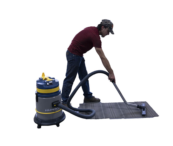 3. COMMERCIAL BACKPACK and Industrial VACUUMS 5